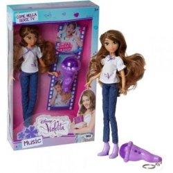 Violetta Lalka z mikrofonem TM Toys 18238