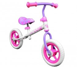 Rowerek biegowy różowy dla dziewczynki Jet 5 73795