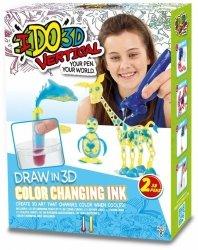 2 Długopisy 3D zmieniające kolor Formatex 06060