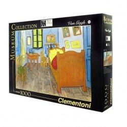 Puzzle Pokój van Gogha w Arles 1000 el. Clementoni 39616