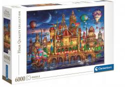 Puzzle Śródmieście 6000 el. Clementoni 39529