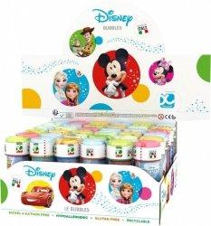 Bańki mydlane Disney 60 ml Brimarex 82000