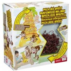 Gra zręcznościowa Spadające małpki Mattel 52563