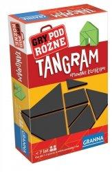 Układanka Tangram Wersja Podróżna Granna 00212