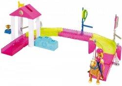 Lalka Barbie Wyścig kucyków Zestaw On the Go Barbie Mattel FHV66