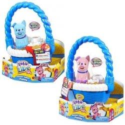 Little Live Pets Zwierzątko w koszu Cobi 28153