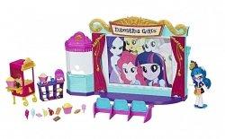 Zestaw kinowy z lalką Equestria Girls Minis My Little Pony Hasbro C0409