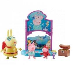 Świnka Peppa Podwodny Świat + 3 Figurki TM Toys 07172