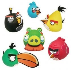 Angry Birds Plastelinowy świat Epee 04105