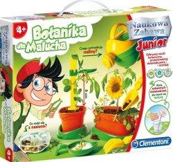 Zestaw naukowy Botanika dla malucha Clementoni 60598