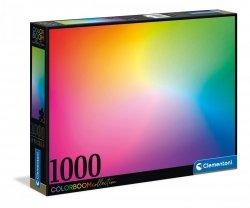 Puzzle Kolor Czysty Color Boom 1000 el. Clementoni 39596
