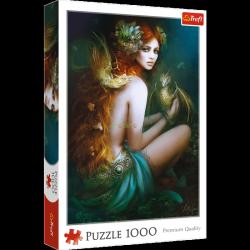Puzzle Przyjaciółka Smoków 1000 el. Trefl 10592