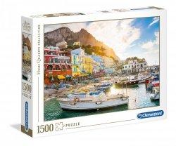 Puzzle Wyspa Capri 1500 el. Clementoni 31678