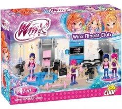 Klocki Winx Fitness Club 140 el. Cobi 25146