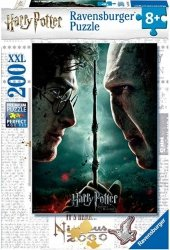 Puzzle XXL Harry Potter 200 el. Ravensburger 128709