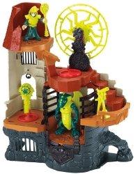 Wieża Czarnoksiężnika Imaginext Fisher Price BDY36