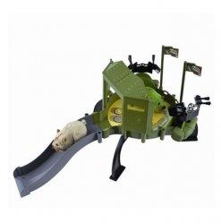 Zhu Zhu Pets Kung Zhu Baza Sił specjalnych TM Toys 88400