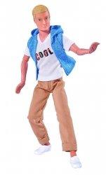 Cool Kevin w modnym ubraniu Steffi Simba 5733059