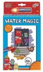Magiczne kolorowanie wodą Roboty Formatex 4402
