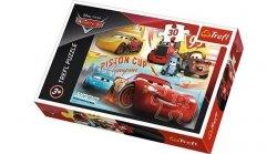 Puzzle Cars 3 Zwycięska Drużyna 30 el. Trefl 18233