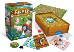 Gra SuperFarmer Card Game Granna 00367