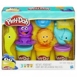 Morskie zwierzątka Ciastolina Play-Doh Hasbro B1378