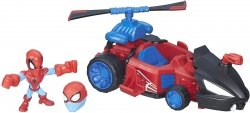 Super Hero Mashers Micro figurki z pojazdem Hasbro B6433
