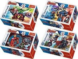 Puzzle Bohaterowie Avengers 54 el. Trefl 54166