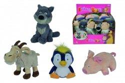 Masza i niedźwiedź Pluszowe zwierzątka Simba 9301010