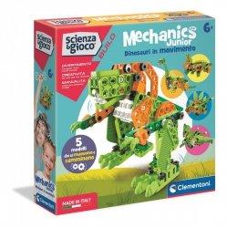 Dinozaury Zestaw Konstrukcyjny Clementoni 50681