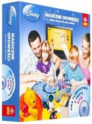 Gra planszowa Magiczne opowieści Disneya z DVD Trefl 00534