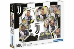 Puzzle Juventus 1000 el. Clementoni 39530