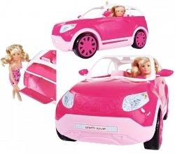 Lalka Steffi i Evi w SUVie Glam Simba 5732874