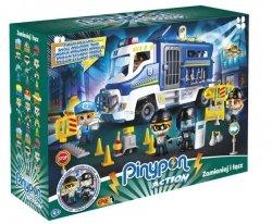 Pinypon Action Zestaw Furgon Policyjny z 2 Figurkami i Akcesoriami Epee