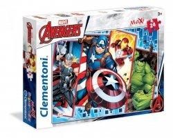 Puzzle Maxi Avengers Marvel 24 el. Clementoni 24495