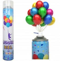 Hel w puszce do napełniania balonów Crazy Hel Tuban 3062