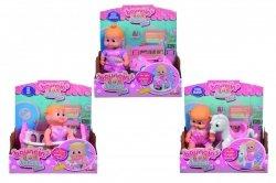Lalka Bouncin` Babies Little Bony Simba 5143324
