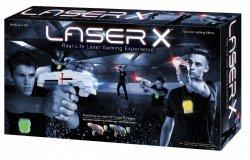Laser-x Pistolet na Podczerwień Podwójny TM Toys 88016