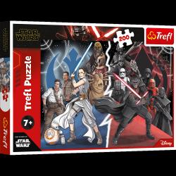 Puzzle Star Wars Bitwa w galaktyce 200 el. Trefl 13251