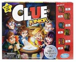 Gra Cluedo Junior Hasbro C1293