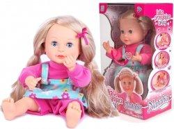 Interaktywna lalka Natalia przesyłająca całusy Artyk 11180