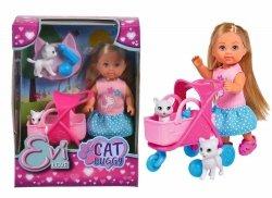 Lalka Evi Opiekunka kociaków Simba 5733348