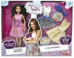Violetta lalka śpiewająca z akcesoriami Simba 5730364