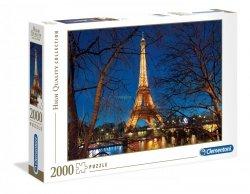 Puzzle Paryż 2000 el. Clementoni 32554