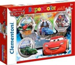 Puzzle Maxi Cars 3 24 el. Clementoni 24489
