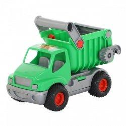 ConsTruck samochód wywrotka zielona Polesie 0575