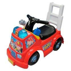 Jeździk Fisher Price Ciężarówka Straż Pożarna Little People 8313