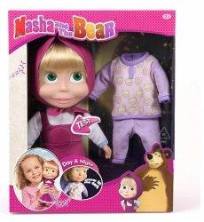 Masza Lalka śpiewająca z piżamką 30 cm Simba 9301022