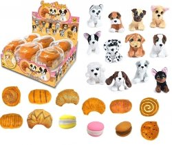 Sweet Pups Piesek w bułeczce TM Toys 1610032