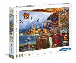 Puzzle Hallstadt 1000 el. Clementoni 39481